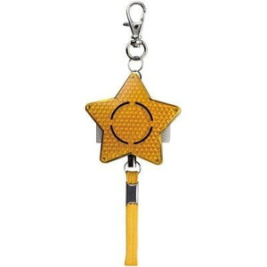 アスカ 防犯ブザー反射 GE074O オレンジ 小学生 安全 子ども 子供 男の子 女の子