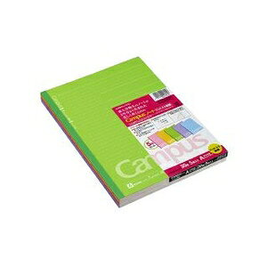 ドットキャンパスノートA罫 5冊パック ノ-3CATX5 コクヨ 束ノート