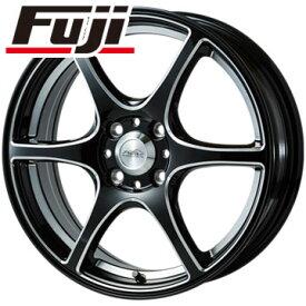 タイヤはフジ 送料無料 5ZIGEN ゴジゲン PROレーサーDF-V6 6.5J 6.50-16 DUNLOP ルマン V(ファイブ) 185/60R16 16インチ サマータイヤ ホイール4本セット