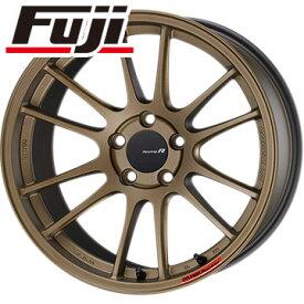 タイヤはフジ 送料無料 ENKEI エンケイ GTC01 RR チタニウムゴールド 7.5J 7.50-18 NITTO NT555 G2 215/40R18 18インチ サマータイヤ ホイール4本セット