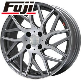 タイヤはフジ 送料無料 キャンティ(ガンメタマットポリッシュ) 5J 5.00-15 DUNLOP ルマン V(ファイブ) 165/55R15 15インチ サマータイヤ ホイール4本セット