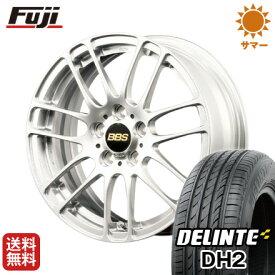 タイヤはフジ 送料無料 BBS JAPAN BBS RE-L2 7J 7.00-16 DELINTE デリンテ DH2(限定) 215/65R16 16インチ サマータイヤ ホイール4本セット