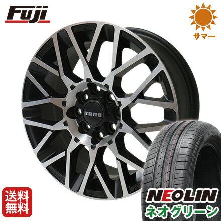タイヤはフジ 送料無料 MOMO モモ リベンジEVO 6.5J 6.50-15 NEOLIN ネオリン ネオグリーン(限定) 185/55R15 15インチ サマータイヤ ホイール4本セット