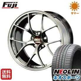 タイヤはフジ 送料無料 BBS JAPAN BBS RI-D 8.5J 8.50-19 NEOLIN ネオリン ネオスポーツ(限定) 235/35R19 19インチ サマータイヤ ホイール4本セット