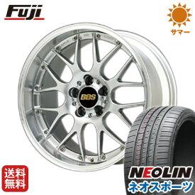 タイヤはフジ 送料無料 BBS JAPAN BBS RS-GT 8J 8.00-19 NEOLIN ネオリン ネオスポーツ(限定) 225/35R19 19インチ サマータイヤ ホイール4本セット