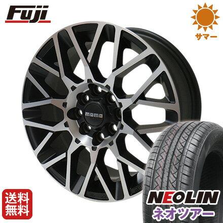タイヤはフジ 送料無料 MOMO モモ リベンジEVO 7J 7.00-17 NEOLIN ネオリン ネオツアー(限定) 215/50R17 17インチ サマータイヤ ホイール4本セット