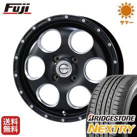 タイヤはフジ 送料無料 ELFORD ブラッドストック ブラッドストック ケーズ 4.5J 4.50-15 BRIDGESTONE ブリヂストン NEXTRY ネクストリー(限定) 165/55R15 15インチ サマータイヤ ホイール4本セット