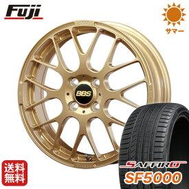 タイヤはフジ 送料無料 BBS JAPAN BBS RP 6.5J 6.50-16 SAFFIRO サフィーロ SF5000(限定) 205/50R16 16インチ サマータイヤ ホイール4本セット