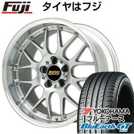 【送料無料】  BBS JAPAN BBS RS-GT 8J 8.00-19 YOKOHAMA ブルーアース GT AE51 225/45R19 19インチ サマータイヤ ホイール4本セット