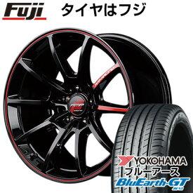 【取付対象】 【送料無料】 205/50R17 17インチ MID RMP レーシング R25 7J 7.00-17 YOKOHAMA ヨコハマ ブルーアース GT AE51 サマータイヤ ホイール4本セット