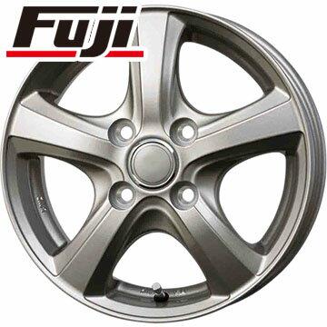 【送料無料】 FALKEN ファルケン エスピア EPZF(限定) BRANDLE ブランドル F5 4J 4.00-13 155/65R13 13インチ スタッドレスタイヤ ホイール4本セット