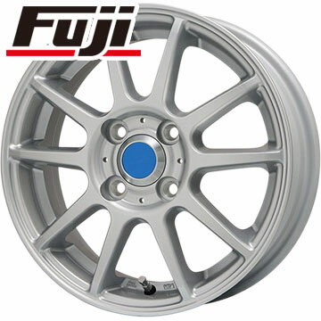 【送料無料】 FALKEN ファルケン エスピア W-ACE 165/65R14 14インチ スタッドレスタイヤ ホイール4本セット BRANDLE ブランドル 302 5.5J 5.50-14