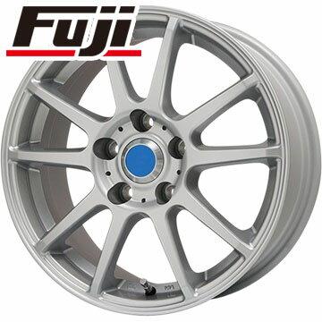 【送料無料】 FALKEN ファルケン エスピア W-ACE 205/55R16 16インチ スタッドレスタイヤ ホイール4本セット BRANDLE ブランドル 302 6.5J 6.50-16