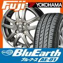 【送料無料】 155/65R13 13インチ BRANDLE ブランドル B-WS5 4J 4.00-13 YOKOHAMA ヨコハマ ブルーアース AE-01...