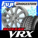 【送料無料】 BRIDGESTONE ブリヂストン ブリザック VRX(限定) 155/65R14 14インチ スタッドレスタイヤ ホイール4本セ…