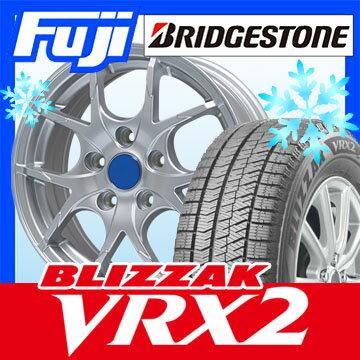【送料無料】 BRIDGESTONE ブリヂストン ブリザック VRX2 225/50R17 17インチ スタッドレスタイヤ ホイール4本セット BRANDLE ブランドル M69 7J 7.00-17