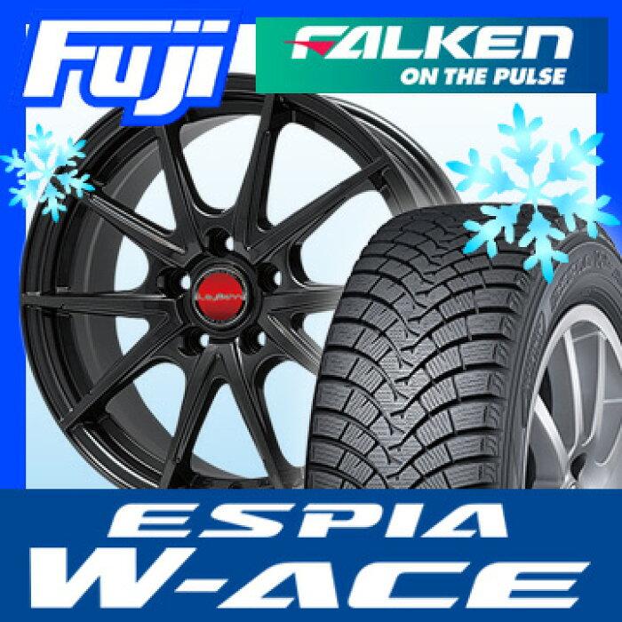 【送料無料】FALKENファルケンエスピアW-ACE225/45R1818インチスタッドレスタイヤホイール4本セットBIGWAYLEYBAHNWGS7.5J7.50-18