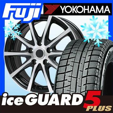 【送料無料 ノア/ヴォクシー】 YOKOHAMA ヨコハマ アイスガード ファイブIG50プラス 205/60R16 16インチ スタッドレスタイヤ ホイール4本セット BRANDLE ブランドル M71BP 6J 6.00-16