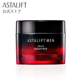 アスタリフト メン ジェリー アクアリスタ 60g 【FUJIFILM 公式】 ジェリー状先行美容液 導入美容液 メンズ 男性 メンズコスメ スキンケア メンズスキンケア (ASTALIFT MEN)