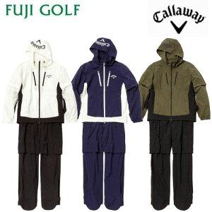 Callaway キャロウェイ8WAYセットアップレインウェアゴルフ メンズ 2021年モデル