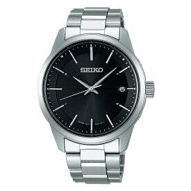 SEIKO セイコー電波 ソーラー腕時計 セイコーセレクションメンズSBTM255