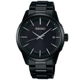 SEIKO セイコー電波 ソーラー腕時計 セイコーセレクションメンズSBTM257