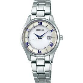 SEIKO セイコーコレクション チタンレディス ソーラー腕時計STPX063