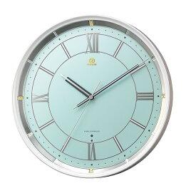 RHYTHMリズム時計高級掛時計電波時計ハイグレード PISTA(ピスタ)シリーズPISTA-M1 4MY856HG05