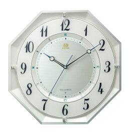 RHYTHMリズム時計高級掛時計電波時計RHG-M119 8MY559HG03