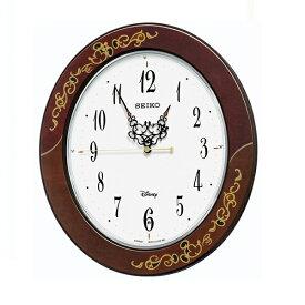 SEIKO セイコー 電波掛け時計 ディズニー ミッキー&ミニー FS510B