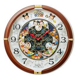 SEIKO セイコー 掛け時計 からくり時計「Disney Time(ディズニータイム)」 FW588B