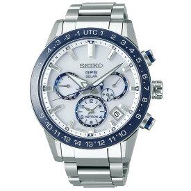 SEIKO ASTRONセイコー腕時計 アストロン5Xシリーズ デュアルタイムステンレススティール GPS衛星電波時計SBXC013