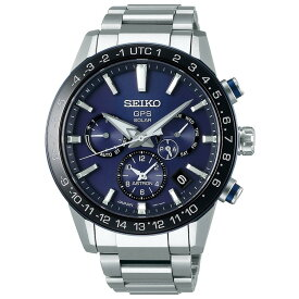 SEIKO ASTRONセイコー腕時計 アストロン5Xシリーズ デュアルタイムステンレススティール GPS衛星電波時計SBXC015