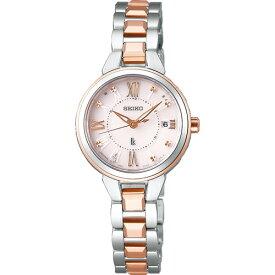 SEIKO LUKIA セイコールキア 腕時計 ソーラー電波時計 レディダイヤ ラッキーパスポートシリーズ SSVW146