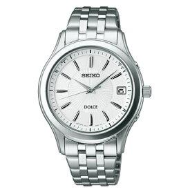 【送料無料】SEIKO セイコー腕時計 ソーラー電波時計 ドルチェSADZ123