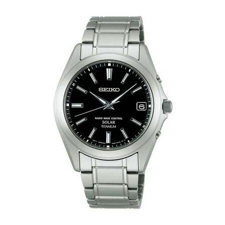 SEIKO セイコー腕時計 ソーラー電波時計 スピリットSBTM217