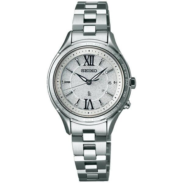 SEIKO LUKIA セイコールキア 腕時計 ソーラー電波時計 ルキアSSVV011