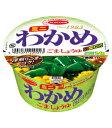 ミニわかめラーメン ごま・しょうゆ 38g 1ケース(12個入)【エースコック カップラ...