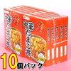 金のどんぶり中華たまご丼(レトルト食品)10個パック【マルハ】