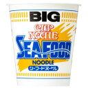 【送料無料】シーフードヌードル ビッグ 1ケース (12個) 【日清食品】