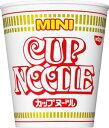 日清 ミニ カップヌードル 36g 1ケース(15個入)【日清食品】