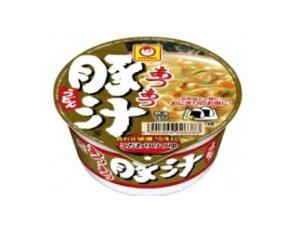 マルちゃん あつあつまめ豚汁うどん(ミニサイズ) 49g 1ケース(12個入り)【東洋水産】