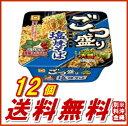 【東洋水産】(マルちゃん) ごつ盛り 塩焼そば 1ケース(12個入)【送料無料】【smtb-KD】