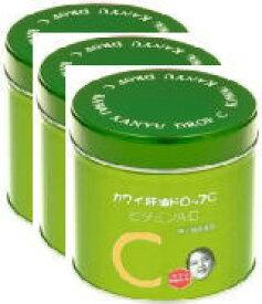 【送料無料】【指定第2類医薬品】カワイ肝油ドロップC 150粒×3個セット