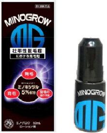 【第1類医薬品】ミノグロウ 60ml 【送料無料】