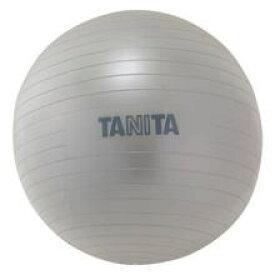 【タニタ】ジムボールシルバー TS-962(バランスボール・エクササイズボール) 1個 トレーニング 筋トレ 運動 ヨガ ストレッチ ダイエット フィットネス