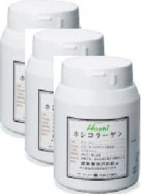 【星製薬】ホシコラーゲン 120g×3個セット+おまけとして2gサンプル5個付