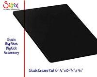 SizzixBIGkick/BigShotPremiumCreasePadプレミアムクリースパッド22.cmx16cmx0.3cm1枚
