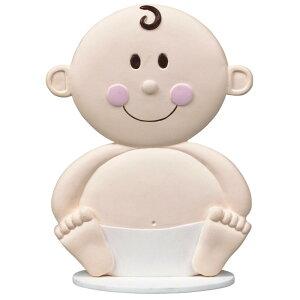 Wilton ケーキートッパ? 赤ちゃんの顔・ベビーフェース 高さ 10cm