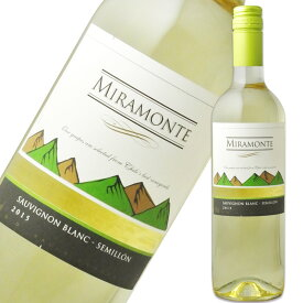 ミラモンテ 白 750ml※12本まで1個口で発送可能※お届けするワインのヴィンテージが画像と異なる場合がございます。※ヴィンテージについては、ご注文前にお問い合わせ下さい。 お歳暮 御歳暮 ギフト